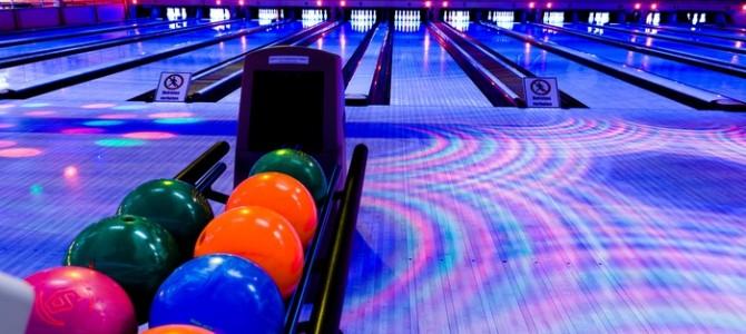 Bowling na Pradze