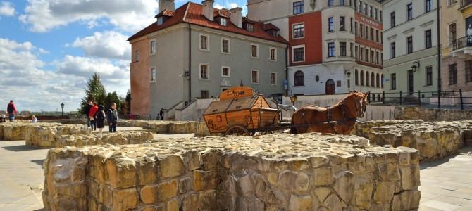 Wycieczka rowerowa do Lublina