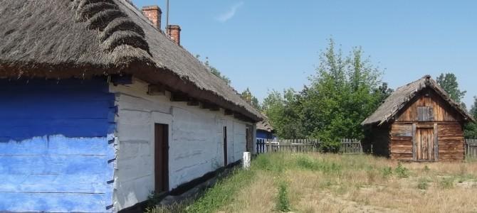 Skansen Wsi Łowickiej w Maurzycach
