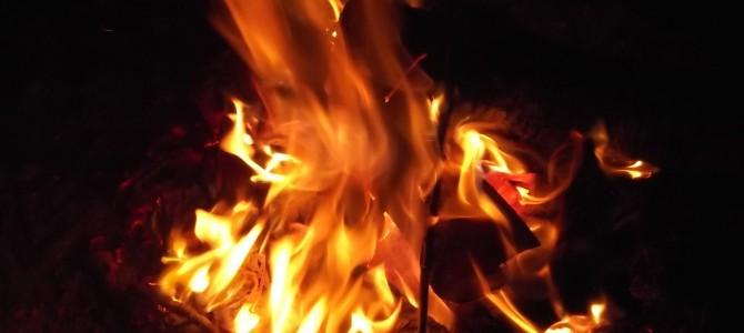Sobotni spacer z ogniskiem – 17 września