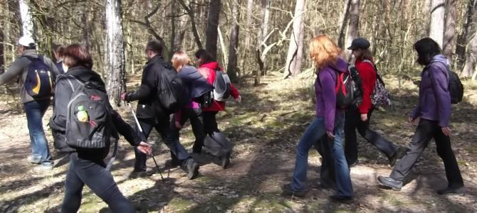 Przedświąteczny spacer z Łazikiem, sobota 9 grudnia