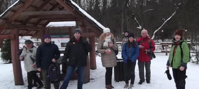Zimowa Pętla Truskawska – spacer po Puszczy Kampinoskiej – sobota 4 lutego