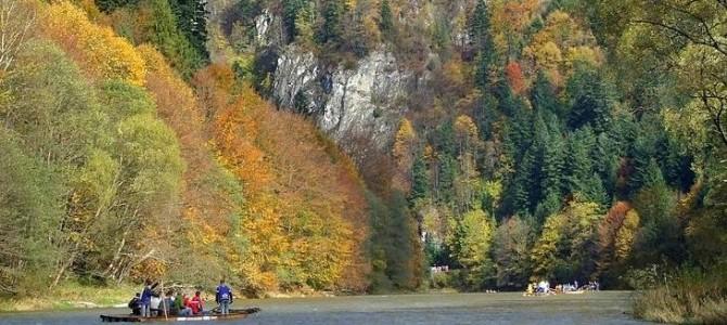 Jesienna wyprawa w Pieniny, zapraszamy