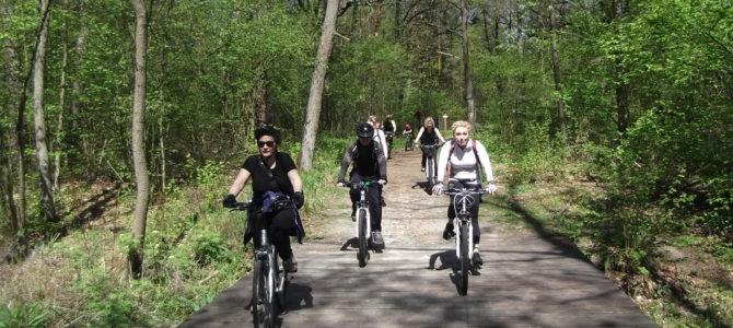 Przejażdżka do Puszczy Kampinoskiej, niedziela 30 września