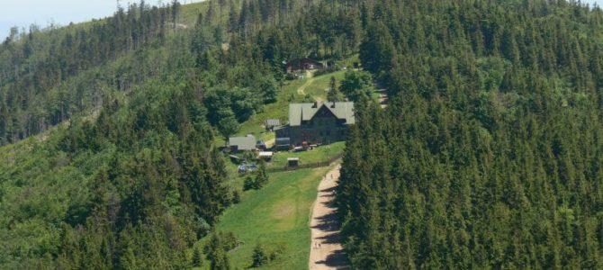 Jesienna wyprawa na Beskid Śląski, 13-14 pażdziernika