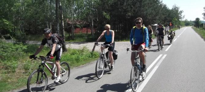 Szlakiem Fryderyka Chopina – wycieczka rowerowa, niedziela 2 czerwca