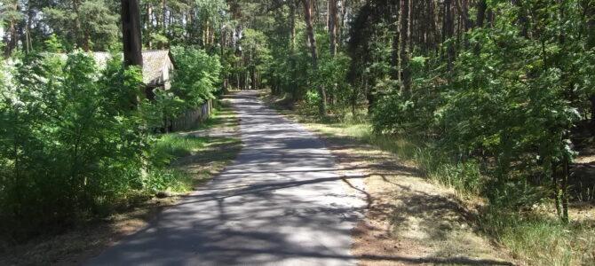 Po dwóch stronach Bzury, wycieczka rowerowa, niedziela 4 lipca