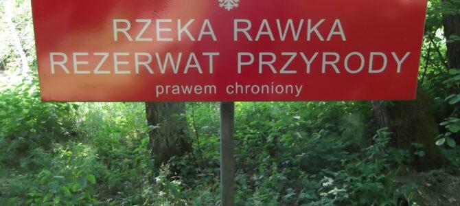 Uroki rzeki Rawki i Bolimowskiego Parku Krajobrazowego, sobota 14 sierpnia