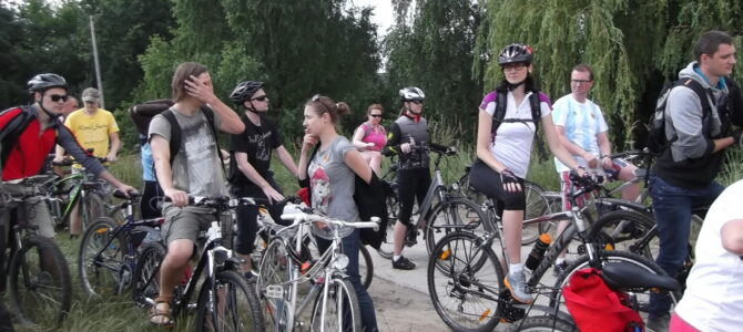Single na rowerach: wycieczka do Puszczy Kampinoskiej, niedziela 5 września